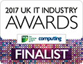 2017 UK IT Industry Awards Finalist