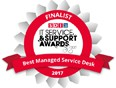 Service Desk Institute Awards 2017