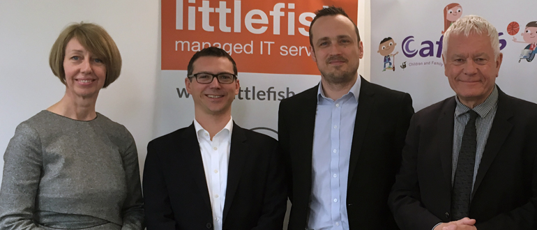 Cafcass and Littlefish announce new contract