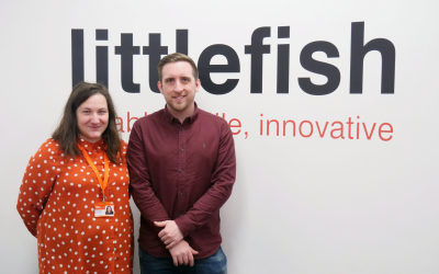 People Mean Progress for Littlefish