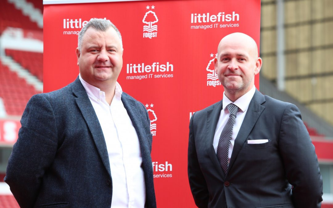Littlefish renews Official Partnership with Nottingham Forest Football Club