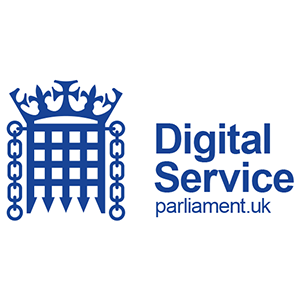 Digital Service Parliament UK Logo
