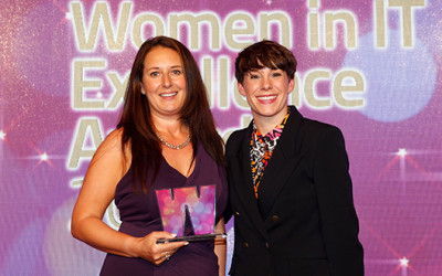 Littlefish's Katy Hinchcliffe wins 'Security Leader of the Year'